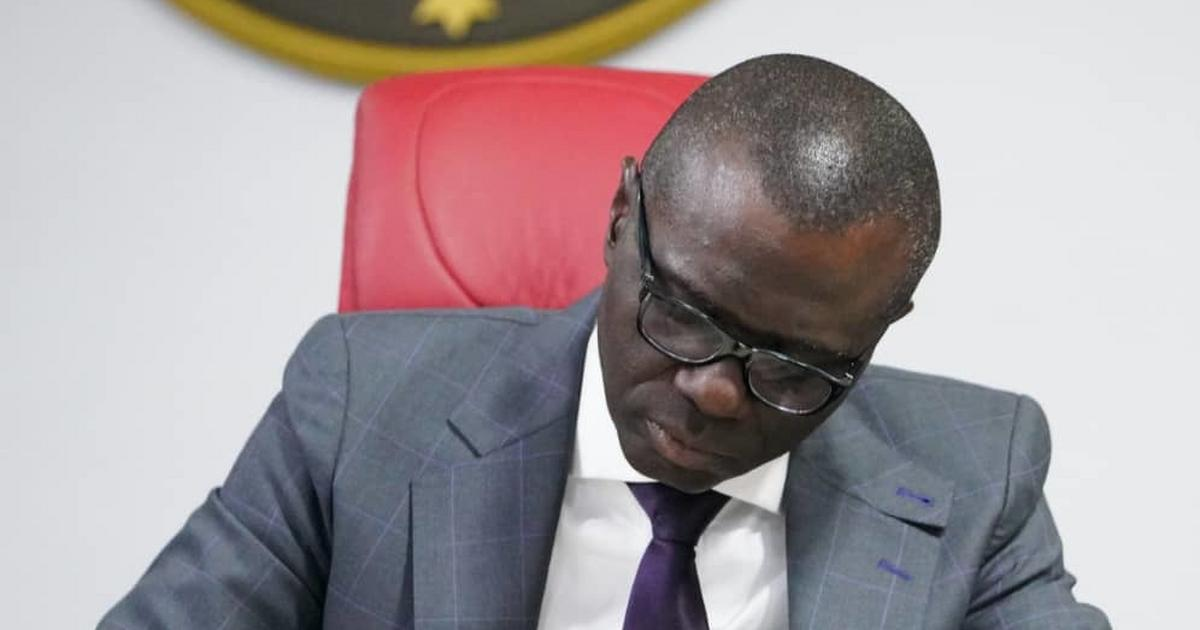 Sanwo-Olu sends names of 25 commissioners, advisers to Lagos Assembly - Pulse Nigeria