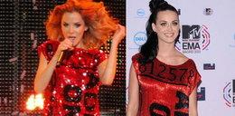 Natalia Lesz w sukience Katy Perry