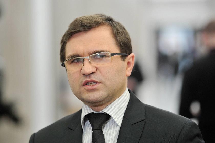 Zbigniew Girzyński, były posełPiS.