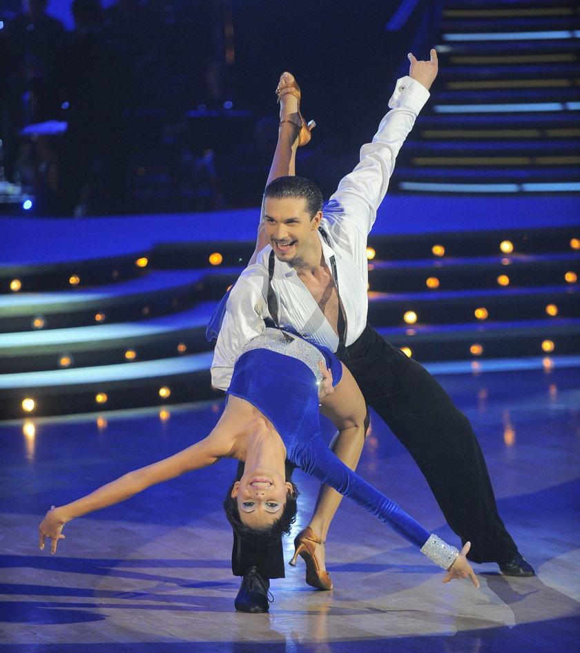 Andrej Mosejcuk i Dorota Gardias