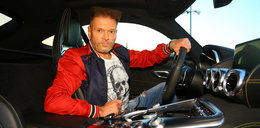 Krzysztof Rutkowski ma nowy samochód