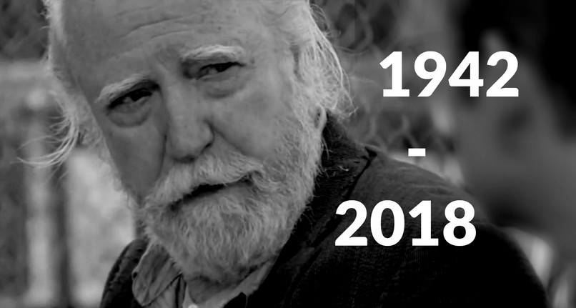 "Scott Wilson în ""The Walking Dead"""