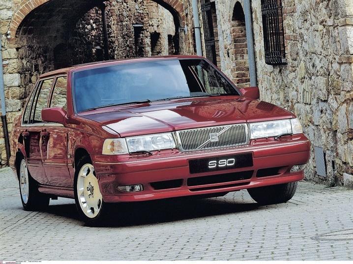 Najbardziej luksusowe Volvo S/V 90