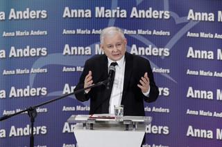 Kaczyński o kandydaturze Anny Marii Anders do Senatu: To dobra reprezentacja Polaków