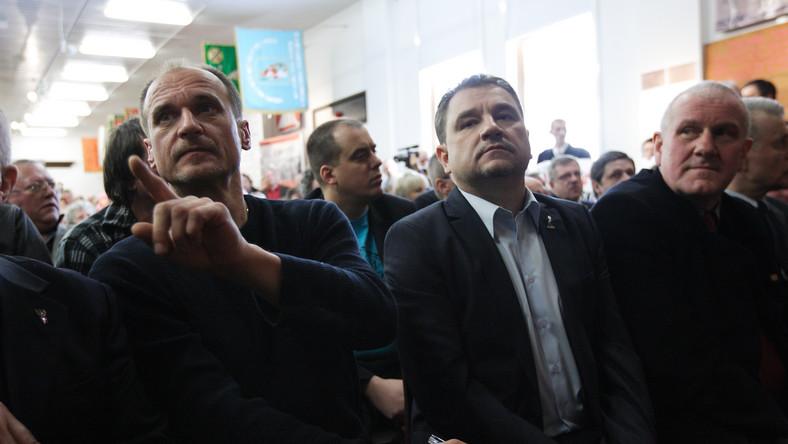 """Lider """"Solidarności"""": Nadzieja jest w nas, nie w PiS"""