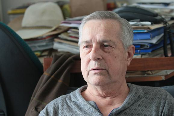 Odlučan da skine ljagu sa svog imena: General Vlado Trifunović