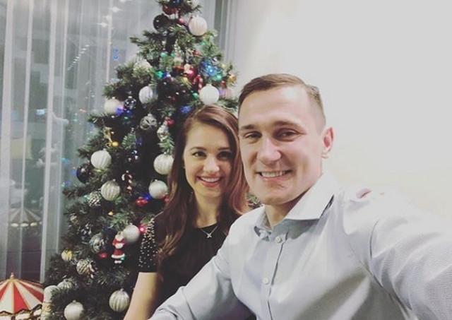 Paulius Jankunas u novogodišnjem raspoloženju