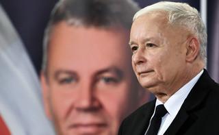 Kaczyński: Teza, że z bratem 'wrobiliśmy' Wałęsę we współpracę z SB sprzeczna z prawdą