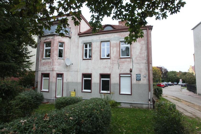 pusta komunałka w Gdańsku