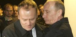 Macierewicz ujawnia: jest wideo z nocnego spotkania Putina z Tuskiem w Smoleńsku