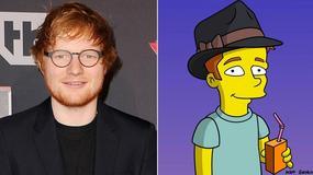 """Ed Sheeran w serialu """"Simpsonowie"""""""