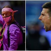 Teniski haos: Navijači POBESNELI zbog tretmana koje Novak Đoković ima u Rimu za razliku od Rafaela Nadala!