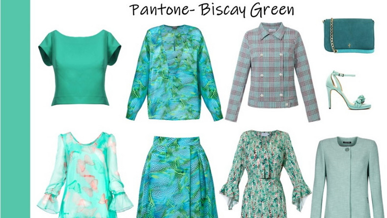 Kolory na wiosnę 2020 według Instytutu Pantone