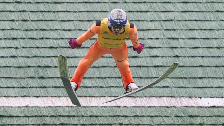 SWITZERLAND FIS SKI JUMPING (FIS summer ski jumping Grand Prix)