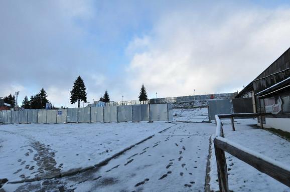 Ovde niče šeikova palata: Novi hotel imaće oko 10.000 m2