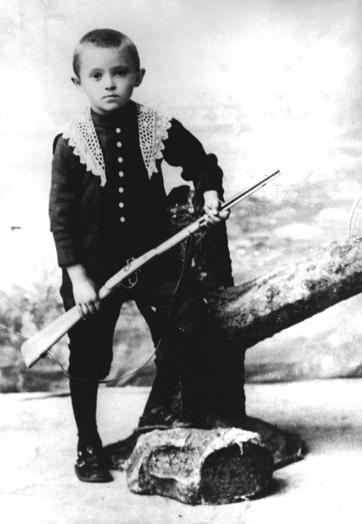 Sergiej Koroliow w 1912 roku