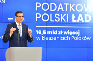 Polski Ład: Rząd przyjął projekty zmian podatkowych