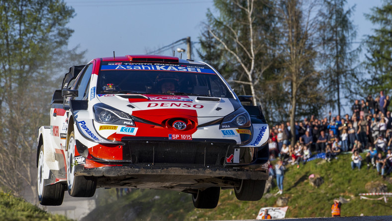 Sebastien Ogier (Toyota Yaris WRC)