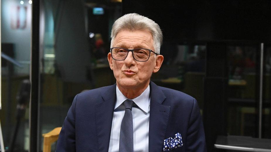 Stanisław Piotrowicz. W PRL prokurator, a potem posłuszny poseł PiS