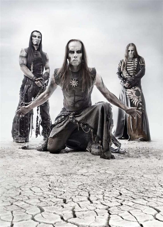 Nergal wystąpi na kultowym europejskim festiwalu