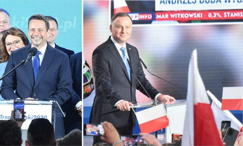 Kandydaci ruszyli w Polskę walczyć o głosy