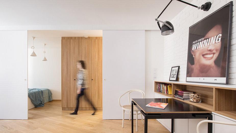 Szymon i Magda zaprojektowali mieszkanie we Wrocławiu. Jest piękne!