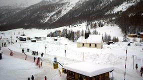 Turyści utknęli w Dolomitach. Niektóre miejscowości są odcięte od świata