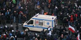 Marsz Niepodległości: Bandyci napadli na kobiety i dzieci