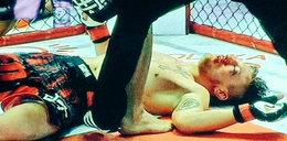Skandal! Zawodnik MMA omal nie zginął w ringu!