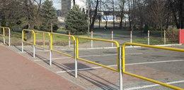 Katowice miasto barierek