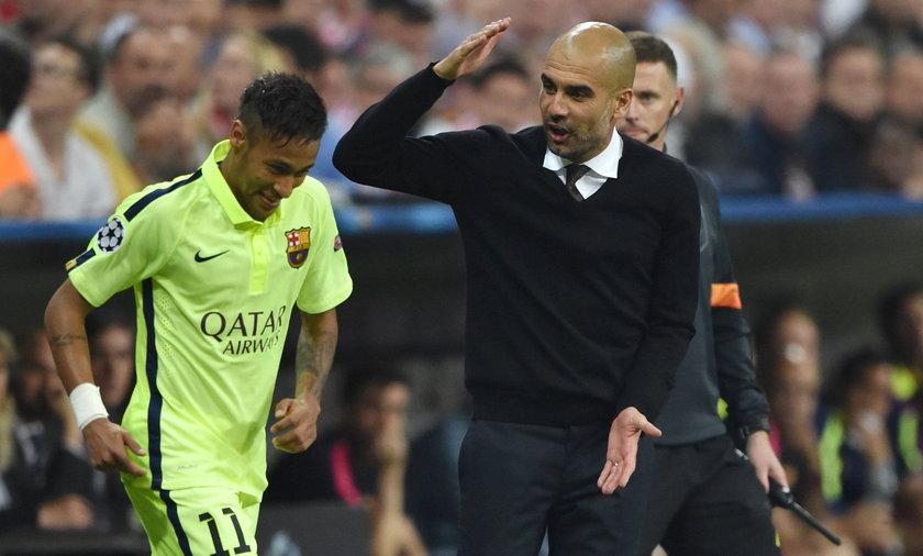 Neymar wie o zainteresowaniu Manchester City
