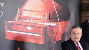 Gliński: rekonstrukcja fortepianu Chopina to symboliczne wydarzenie