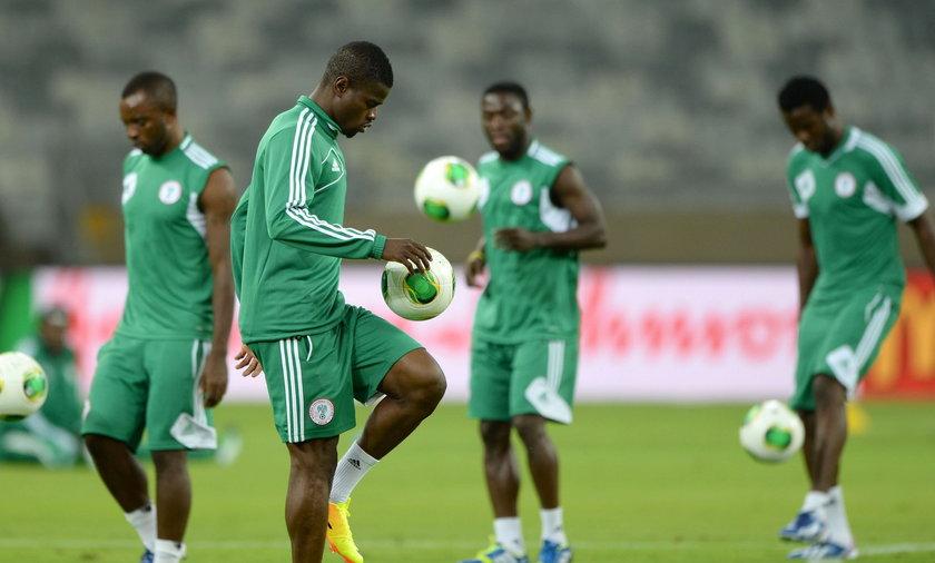 Nigeria, puchar konfederacji