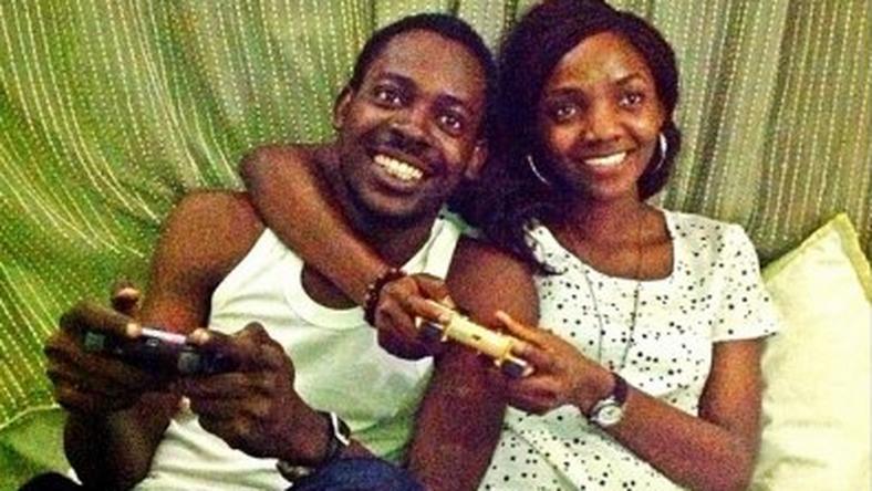 adekunle gold and simi dating
