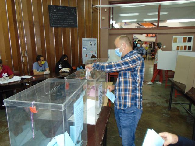Glasanje pod posebnim epidemiološkim merama