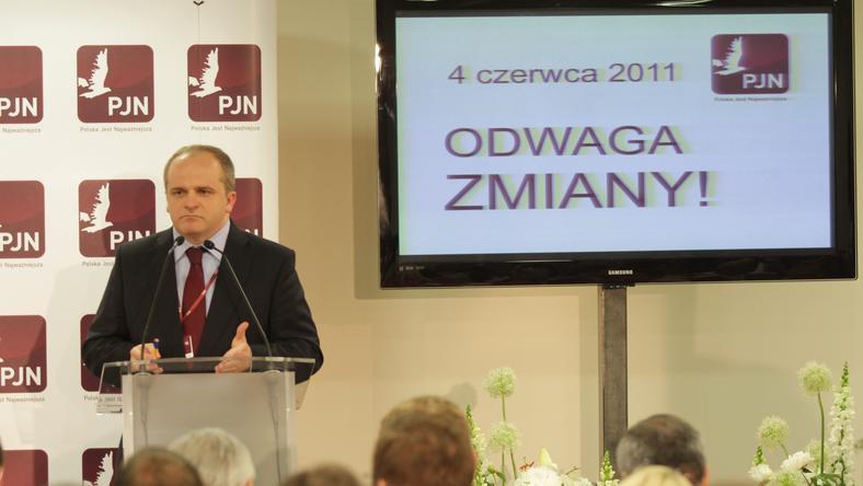 Paweł Kowal, fot. PAP/Bartłomiej Zborowski