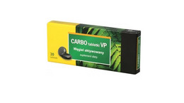 Carbo Medicinalis VP