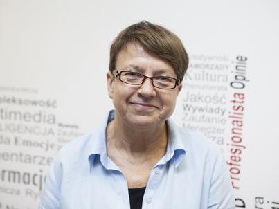 Główna ekonimistka Konfederacji Lewiatan Małgorzata Starczewska-Krzysztoszek