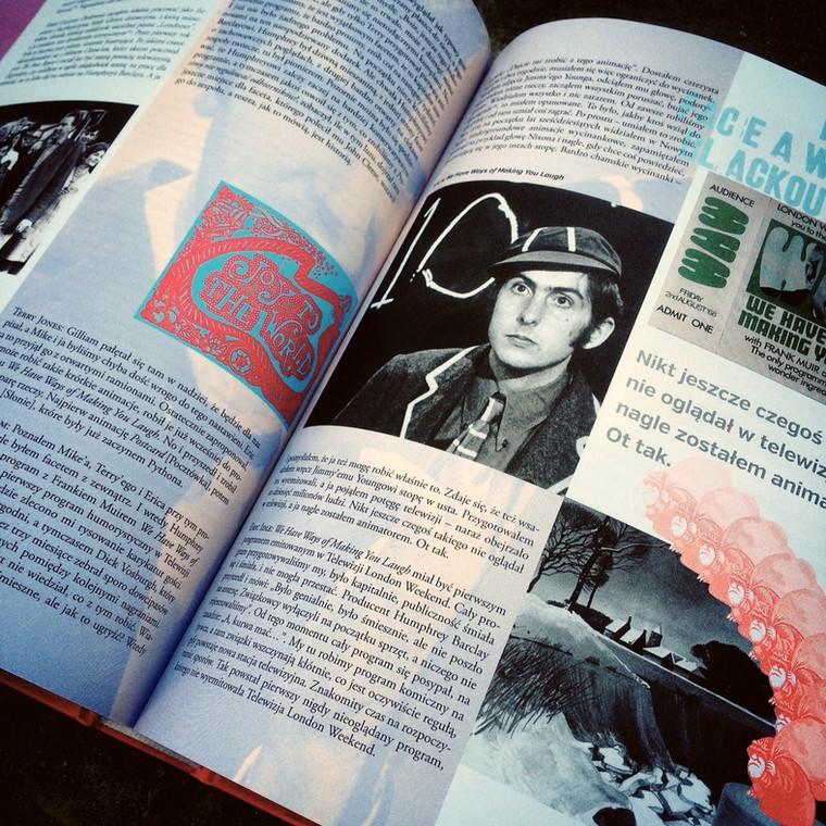 """""""Monty Python. Autobiografia według Monty Pythona"""", Wydawnictwo Poznańskie 2015"""