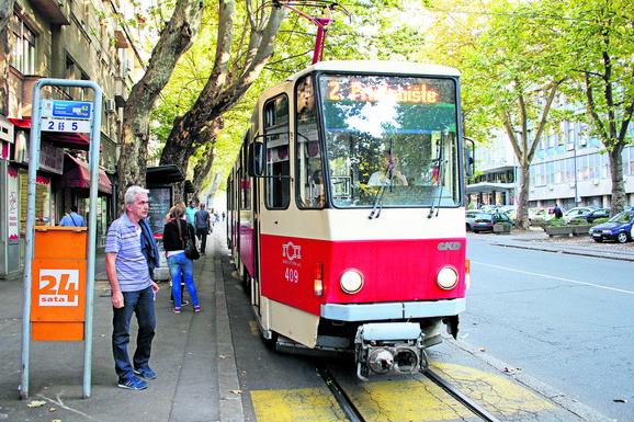 Putnici će moći da koriste 135 tramvaja