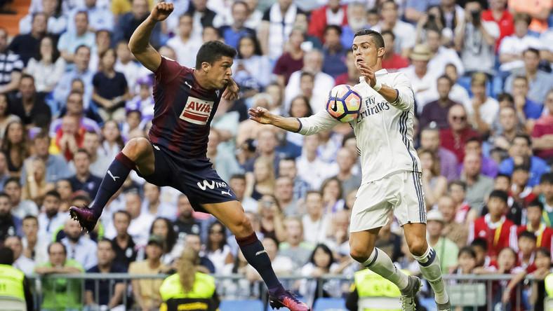 Cristiano Ronaldo i Ander Capa