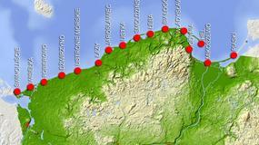 18 dni marszu brzegiem Bałtyku na rzecz zwierząt