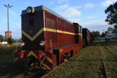 Datowanie prędkości pociągu