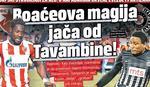 """Srpski stručnjaci za """"Alo!"""" o napadačima """"večitih"""": Boaćeova magija jača od Tavambine!"""