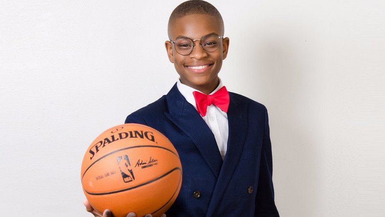 "Mo's Bows' 15-year-old CEO Moziah Bridges, pictured, is ""a cool guy who makes cool ties."""