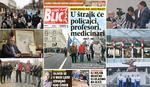 """""""EuroBlic"""" za 19.1. ŠTRAJKOVI Već krajem januara stiže """"VRUĆE PROLEĆE"""""""