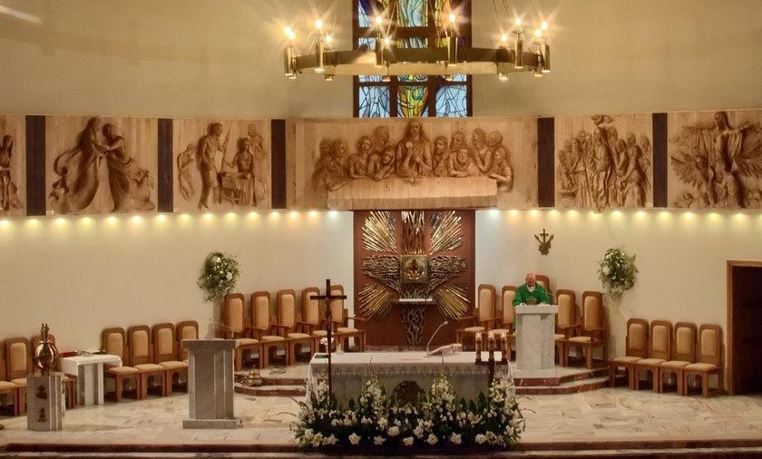 """""""Działanie demoniczne"""" w kościele? Ekscesy na nabożeństwie"""