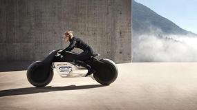 Dwa motocykle BMW z nagrodami Spark Design Awards