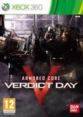 Okładka: Armored Core: Verdict Day