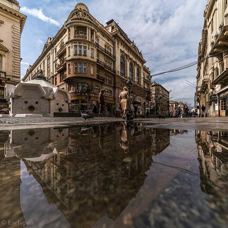 Japanac Juja Macuo fotografije Beograda